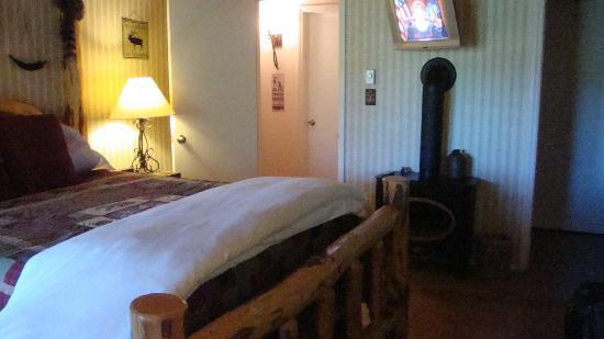 Valle Crucis Bed & Breakfast: bedroom