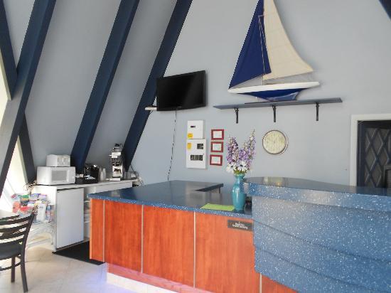 Cape Shore Inn: Lobby