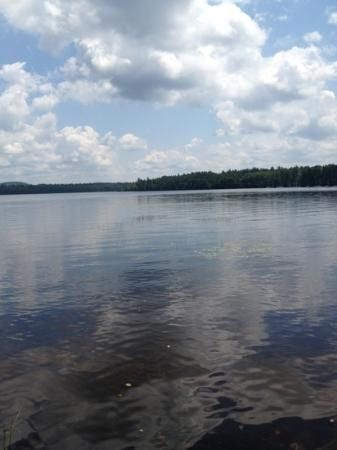Manchester, NH: Lake Massabesic