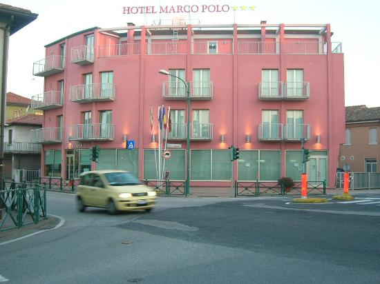 Hotel Marco Polo: Marco Polo Hotel near Venice, Italy