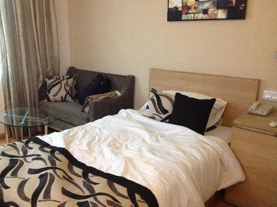 Lemon Tree Hotel, Udyog Vihar, Gurgaon: Room