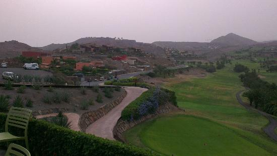 Sheraton Gran Canaria Salobre Golf Resort: Sicht auf Resort