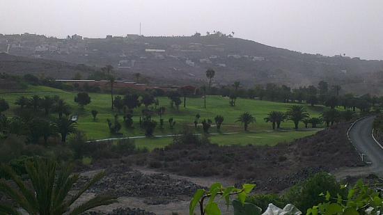 Sheraton Gran Canaria Salobre Golf Resort: Sicht von Terrasse