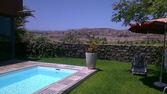 Sheraton Gran Canaria Salobre Golf Resort: Sicht von Gaten auf Anlage