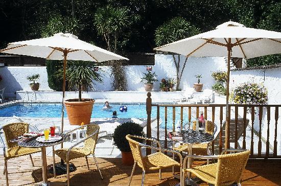 The Havelock swimming pool