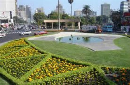 โรงแรมทันเดอเบิร์ดพาร์โด: Miraflores Area