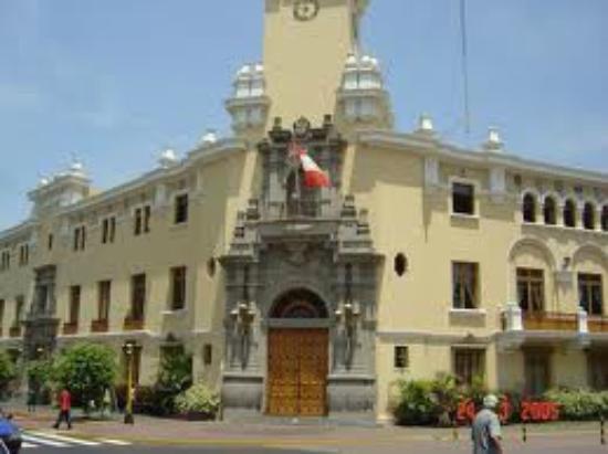 ثندربيرد هوتلز جيه باردو: Miraflores Area