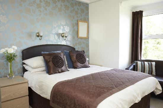 The Havelock: A double room with en-suite