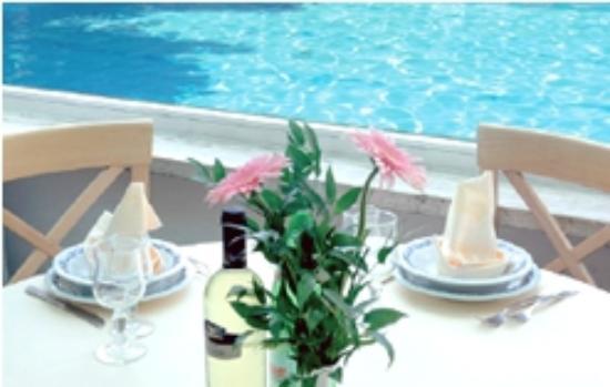 Hotel Raffy: Sala ristorante