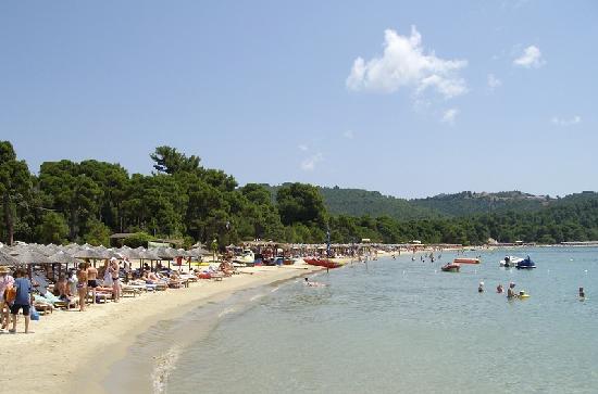 Av Elyania-Koukounaries Beach