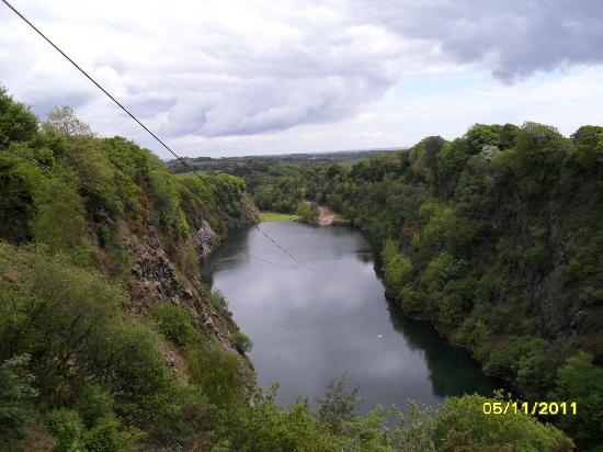 Adrenalin Quarry: Scary Hehe!!