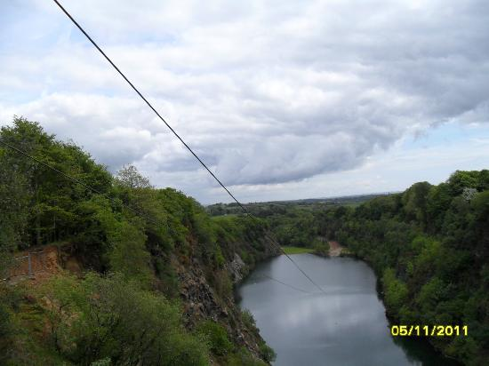 Adrenalin Quarry: The journey!!