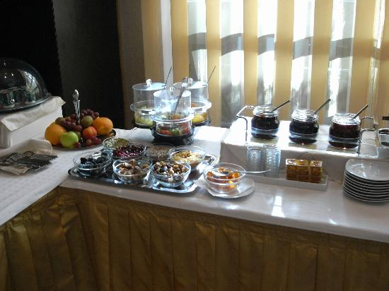 Berthelot: fruits & cereal