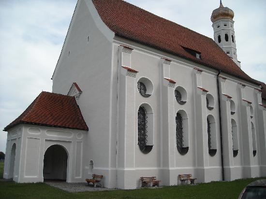 St. Koloman: The churc
