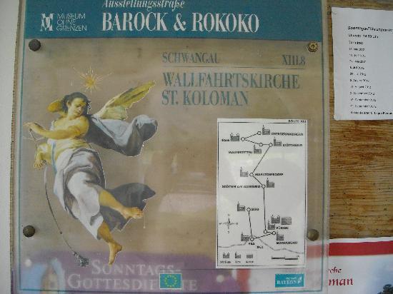 St. Koloman: A barok monument