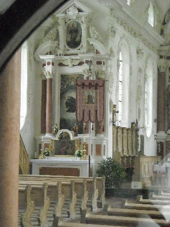 St. Koloman: Internal