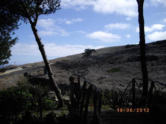 Hotel Quinta Do Serrado: Mountian View