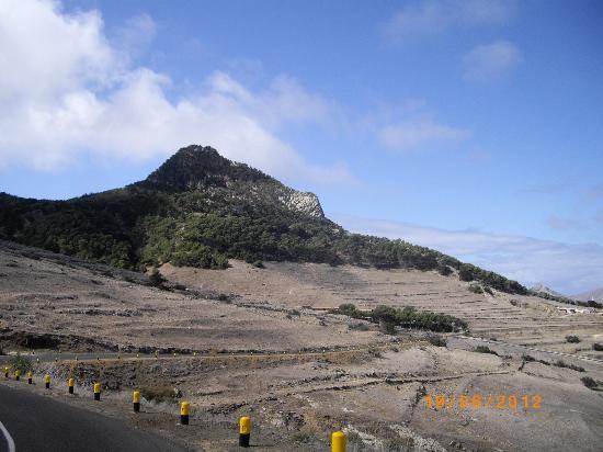 Hotel Quinta Do Serrado: Mountain View