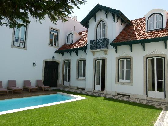 Casa Balthazar: piscine