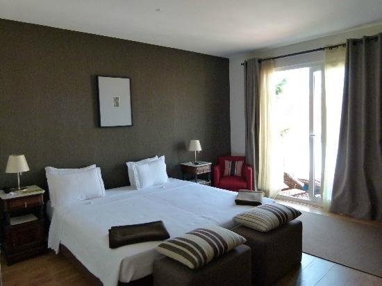 Casa Balthazar: chambre