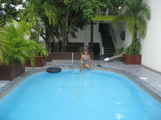 Amazon Apart Hotel: Piscina del Hotel