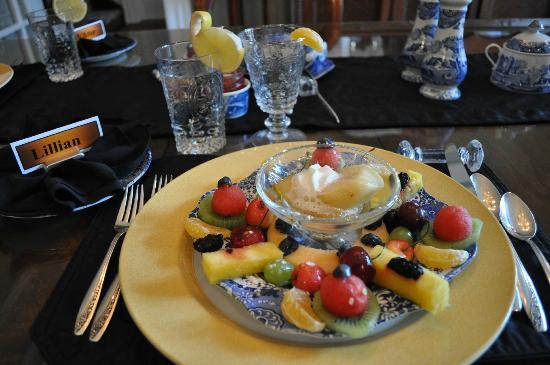 ذا تشيشولمز إن ستراتفورد: Breakfast - Starter 