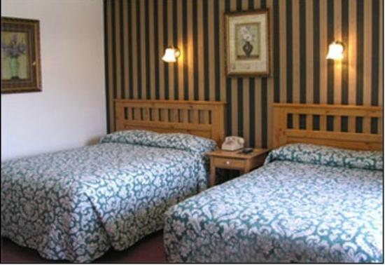 Seasons Inn: Double room