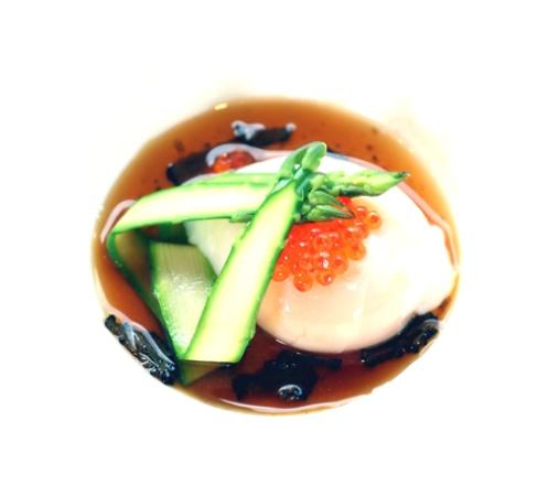 Restaurant Smak: egg with truffle