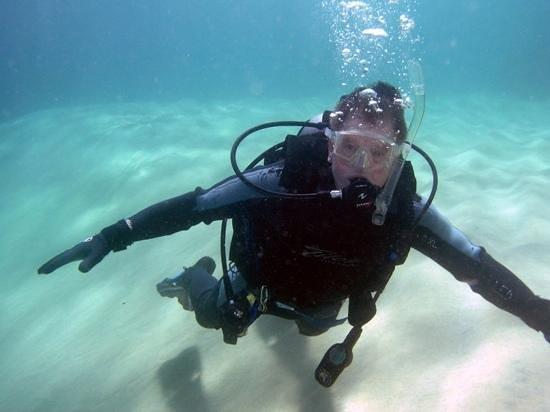 Lands End Divers: Buzo