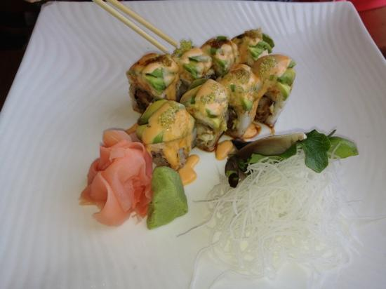 Yum picture of akina clermont tripadvisor for Akina japanese cuisine