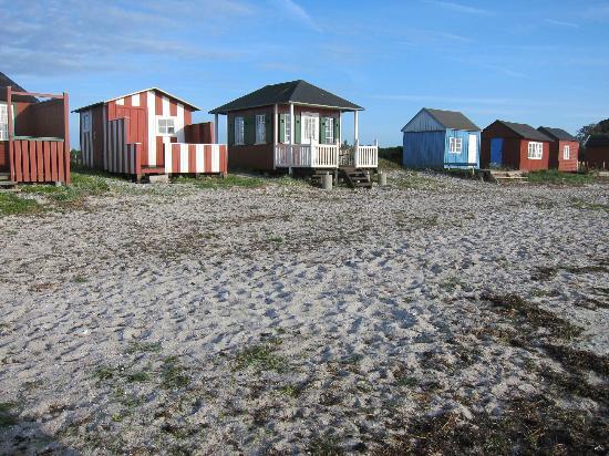 Aeroskobing, الدنمارك: Aero beach houses 