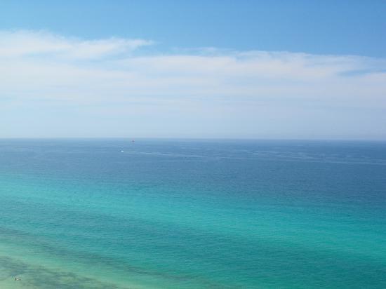 Ocean Villa Condos: Ocean View