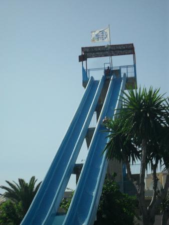 ميخاس, إسبانيا: kamikaze slide soooo fast 