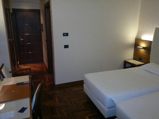Hotel Habitat: Camera da letto
