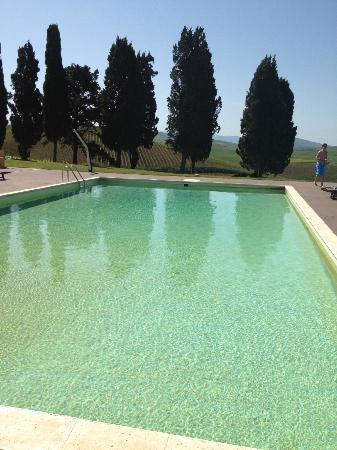 Azienda Agricola Spadafora : la piscina