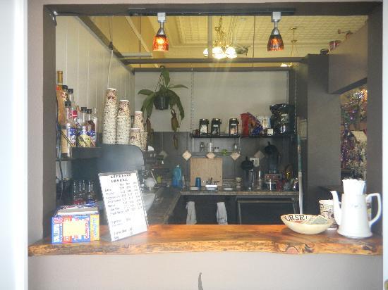 Mocha Moose : Coffee Cabin