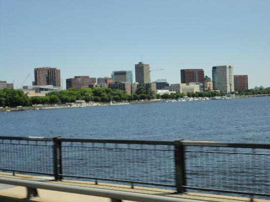 Beantown Trolley: Boston Skyline