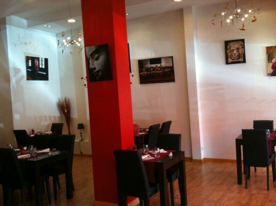 Gourmandy's : Salle de restaurant