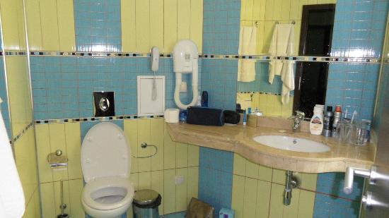 Dated Bathroom Decor