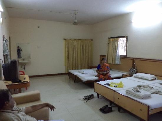 Rooms Review: TTDC TAMIL NADU I (Madurai)