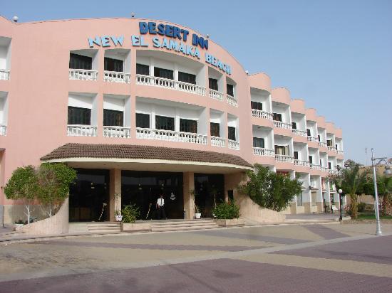 Desert Inn Hotel : Отель на второй линии