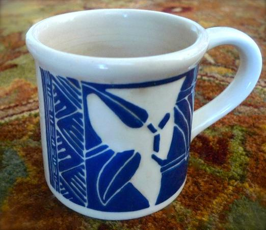 Cherished Mug from Hana Cultural Center