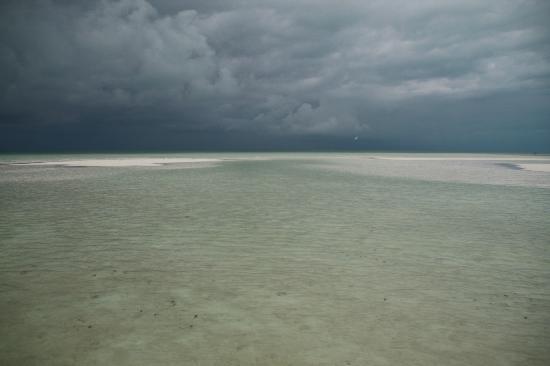 Villa Marinera: .spiaggia