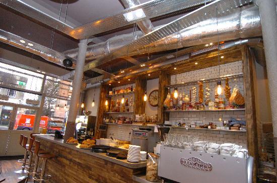 Epicures of Hyndland: Bar