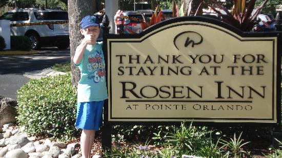 Rosen Inn at Pointe Orlando: rosen inn 1