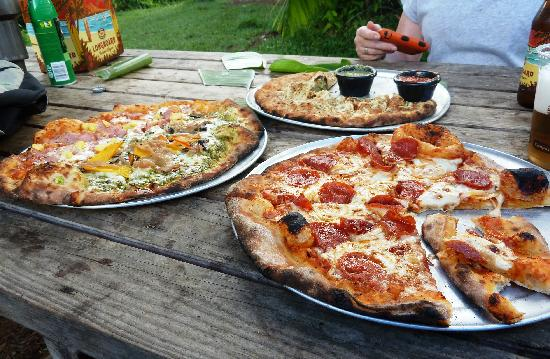 The Clay Oven: nom