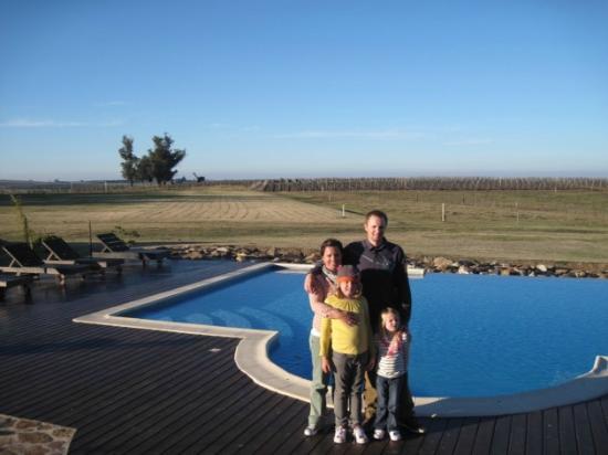The Wine Experience: The Blackman Family - Finca Piedra Winery - Uruguay