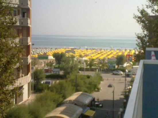Diamond Rimini: vista mare
