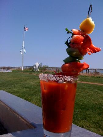 Nantucket Lobster Bloody Mary