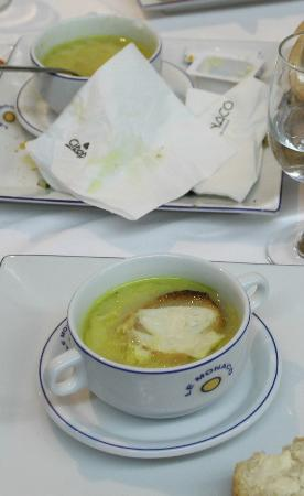 Le Monaco Residence Hotel & Spa : nouvelle soupe d'oignons et toujours imposée